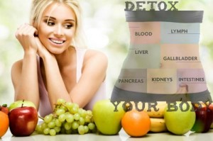 The way back to health, Detox your body